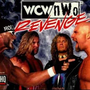 WCW/nWo Revenge is listed (or ranked) 10 on the list The Best Wrestling Games of All Time