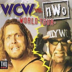 WCW vs. nWo: World Tour is listed (or ranked) 18 on the list The Best Wrestling Games of All Time