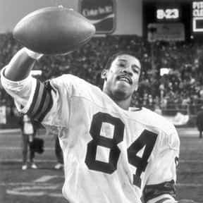 Webster Slaughter is listed (or ranked) 2 on the list The Best Cleveland Browns Wide Receivers of All Time