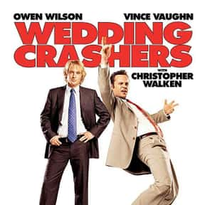 Wedding Crashers is listed (or ranked) 10 on the list The Best R-Rated Sex Comedies