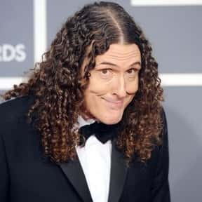 """Weird Al"" Yankovic is listed (or ranked) 19 on the list The Strangest Opening Act Bookings Ever"
