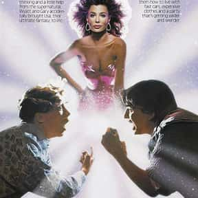 Weird Science is listed (or ranked) 18 on the list The Funniest '80s Movies