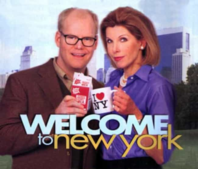 Welcome to New York is listed (or ranked) 1 on the list TV Shows Produced By Worldwide Pants