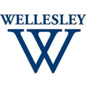 Wellesley College is listed (or ranked) 6 on the list The Best Womens Colleges in the US