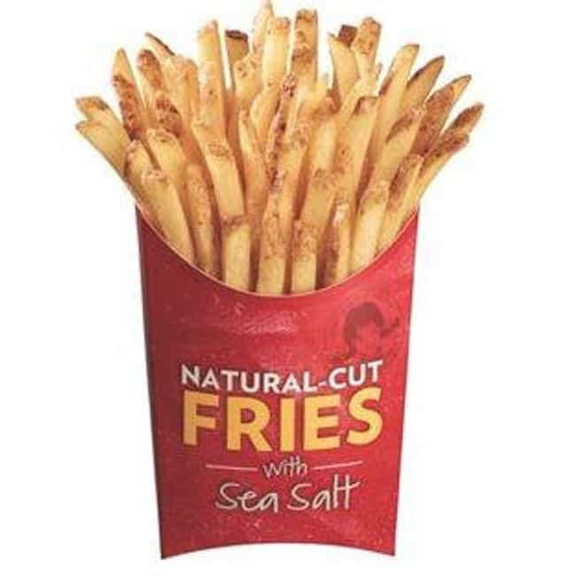 Wendy's is listed (or ranked) 4 on the list The Best Fast Food French Fries