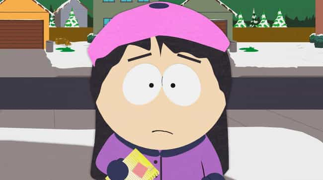 Wendy Testaburger is listed (or ranked) 3 on the list Which South Park Character Are You According To Your Zodiac Sign