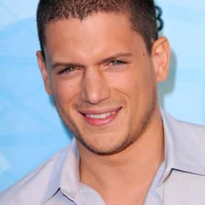Wentworth Miller is listed (or ranked) 22 on the list Celebrity Men You Think You Might Have A Shot With