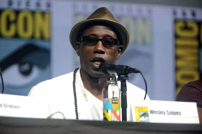 Wesley Snipes is listed (or ranked) 6 on the list Actors Suited To Be Black Panther