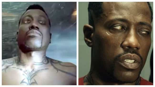 Wesley Snipes is listed (or ranked) 2 on the list The Rubberiest CGI Re-Creations Of Actors' Faces In Movies