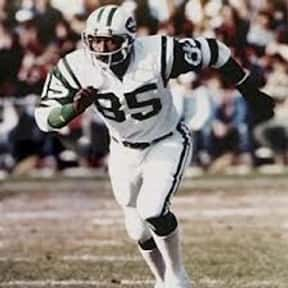 Wesley Walker is listed (or ranked) 10 on the list The Best New York Jets of All Time