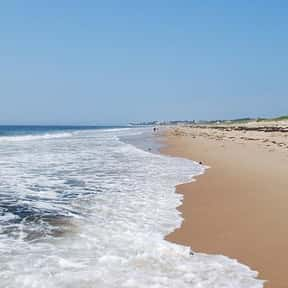 Westerly is listed (or ranked) 16 on the list The Best Beaches in New England
