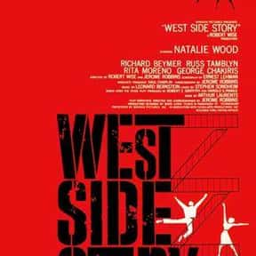 West Side Story is listed (or ranked) 7 on the list 20+ Great Movies About Teen Life in the 1950s