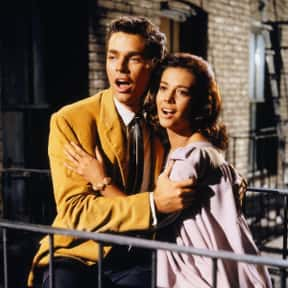 West Side Story is listed (or ranked) 2 on the list The Best Musical Movies Nominated for Best Picture