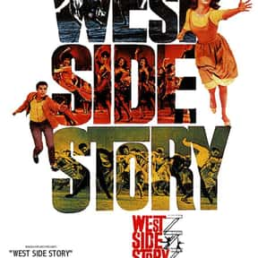 West Side Story is listed (or ranked) 8 on the list The Best Oscar-Nominated Movies of the 1960s