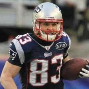 Wes Welker is listed (or ranked) 3 on the list The Best New England Patriots Wide Receivers of All Time