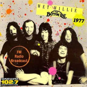 Wet Willie is listed (or ranked) 23 on the list The Best Southern Rock Bands of All Time