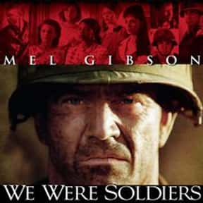 We Were Soldiers is listed (or ranked) 3 on the list The Most Patriotic Movies of All Time