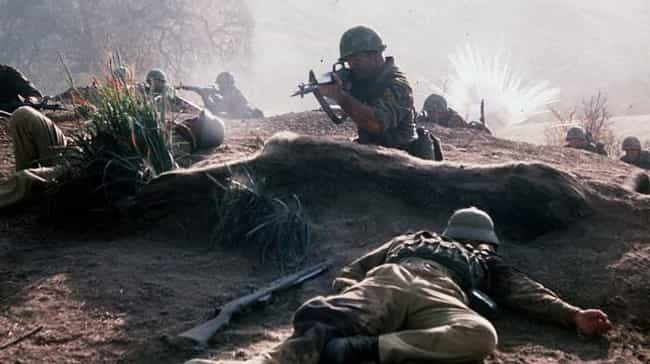 We Were Soldiers is listed (or ranked) 4 on the list Brutal War Movies That Absolutely Got It Right