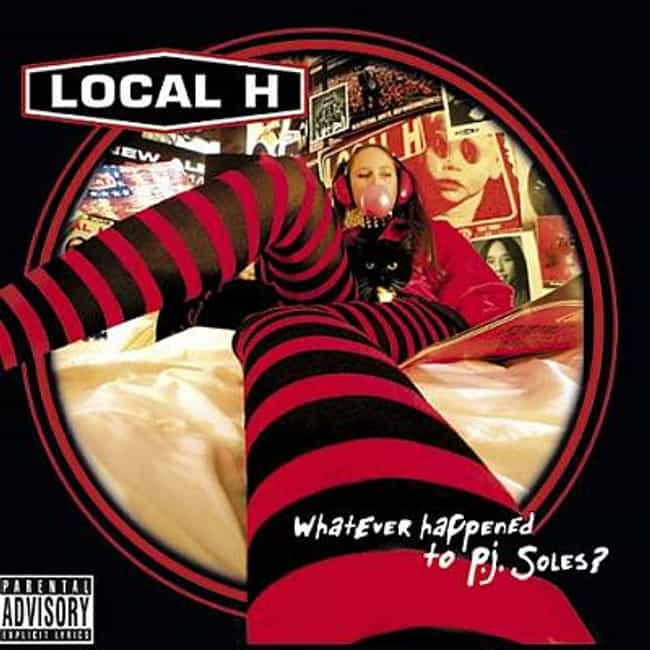 Whatever Happened to P.J... is listed (or ranked) 3 on the list The Best Local H Albums of All Time
