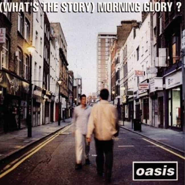 (What's the Story) Morning Glo... is listed (or ranked) 1 on the list The Best Oasis Albums of All Time