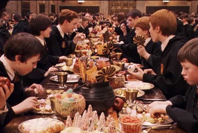 Turkey Dinner is listed (or ranked) 1 on the list All The Harry Potter Foods You Wanted To Eat