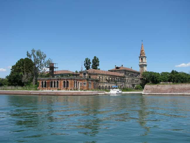 Poveglia Island is listed (or ranked) 2 on the list 12 Creepy Stories About Haunted Islands