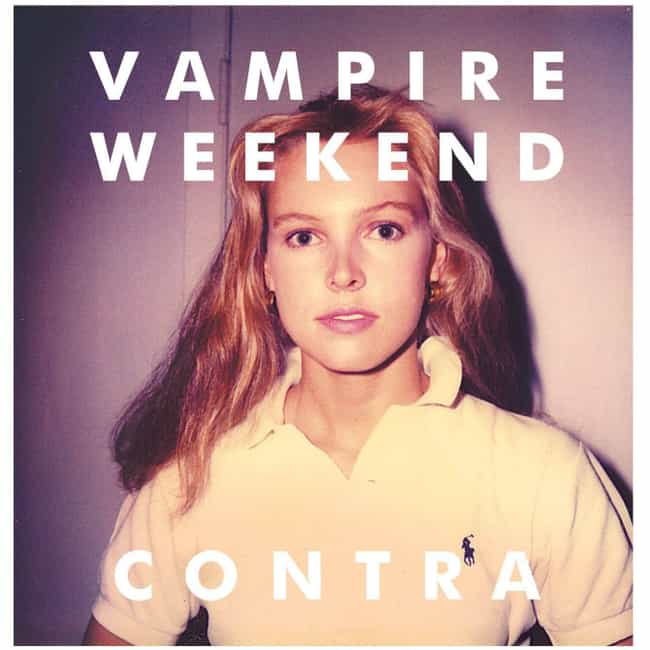 Contra is listed (or ranked) 4 on the list The Best Vampire Weekend Albums, Ranked