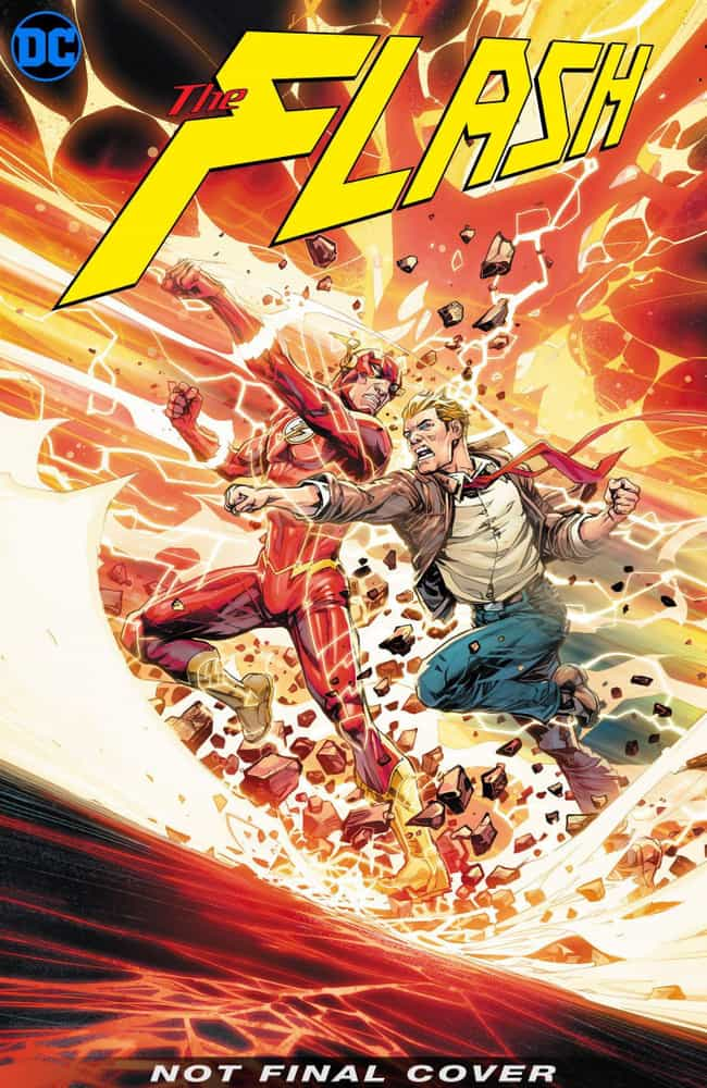 The Flash is listed (or ranked) 4 on the list The Most Anticipated Comic Books Of 2020
