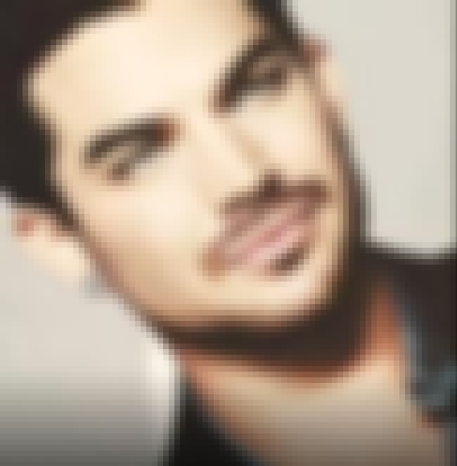 Adam Lambert is listed (or ranked) 1 on the list Celebrities Who Wear Dolce & Gabbana