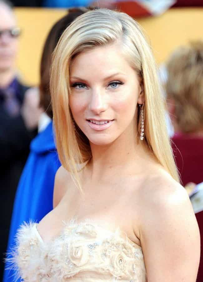 Heather Elizabeth Morris is listed (or ranked) 2 on the list The Hottest Girls on Glee