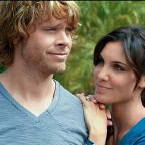Kensi Blye and Martin Deeks is listed (or ranked) 7 on the list The Best Current TV Couples