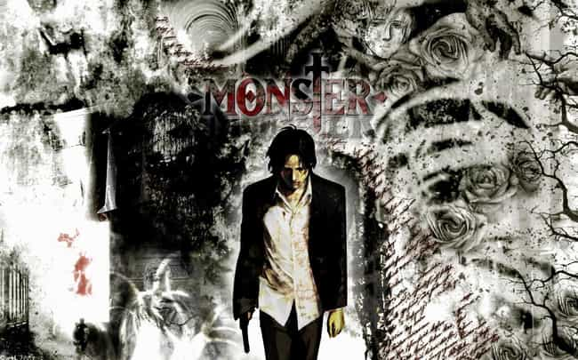 Monster is listed (or ranked) 7 on the list 13 Anime That Will Completely Blow Your Mind
