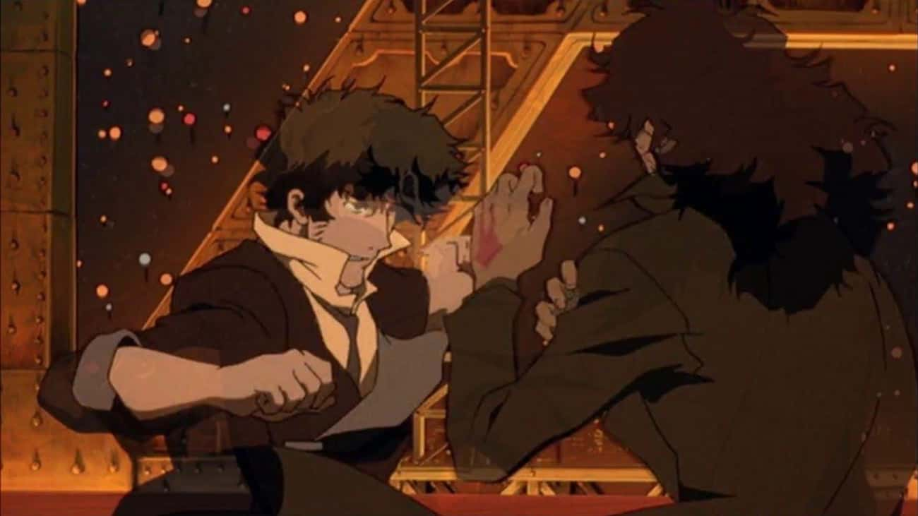Cowboy Bebop is listed (or ranked) 2 on the list The 16 Best Fight Choreography In Anime, Ranked
