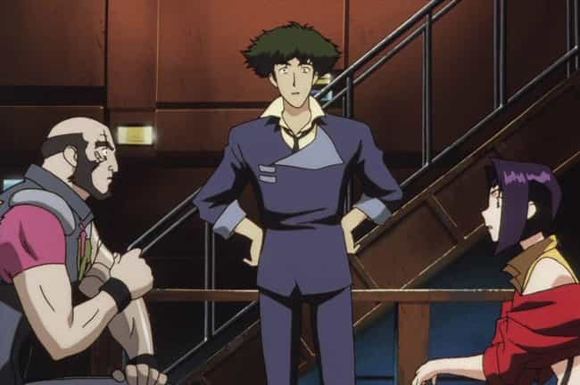 Cowboy Bebop is listed (or ranked) 1 on the list The 24 Best Anime That Isn't Based On A Manga Series