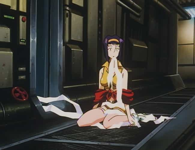 Cowboy Bebop is listed (or ranked) 2 on the list 14 Times Drugs Played A Role In Anime Storylines