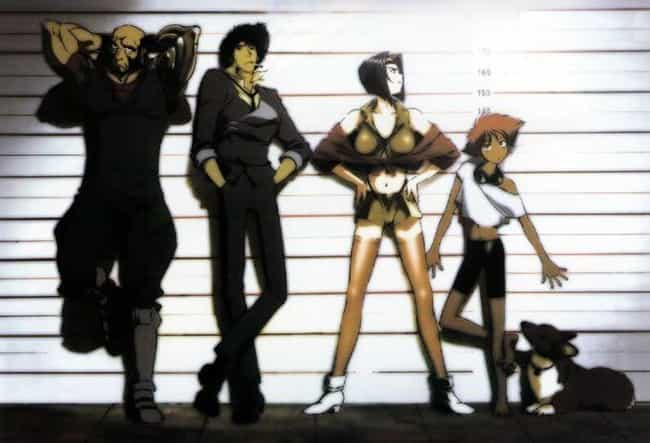Cowboy Bebop is listed (or ranked) 1 on the list 16 Timeless Anime That Will Never Get Stale
