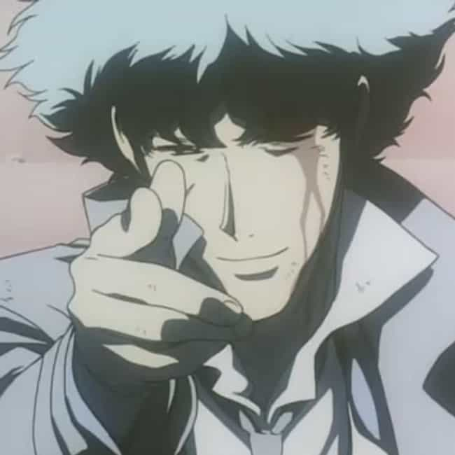 Cowboy Bebop is listed (or ranked) 1 on the list 12 Anime Where the Main Character Dies