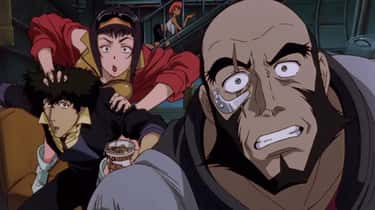 Cowboy Bebop is listed (or ranked) 1 on the list 13 Genre-Defying Anime That Aren't Like Anything Else