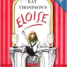 Eloise is listed (or ranked) 24 on the list The Best Selling Novels of the 1950s