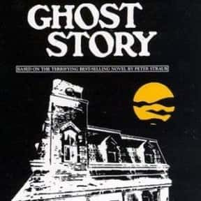 Ghost Story is listed (or ranked) 20 on the list The Scariest Novels of All Time