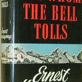 For Whom the Bell Tolls is listed (or ranked) 14 on the list The Greatest American Novels