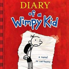 Diary of a Wimpy Kid is listed (or ranked) 7 on the list The Best Books for Fourth Graders