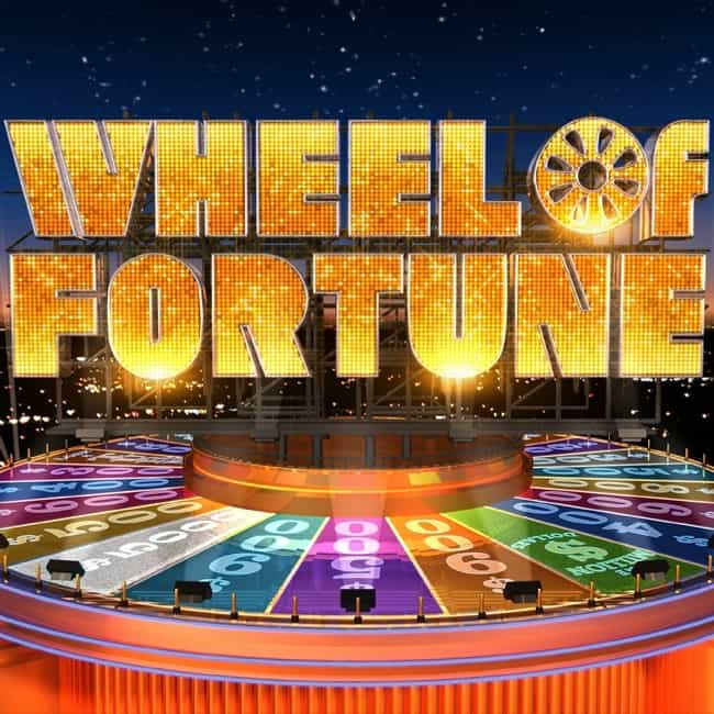 Wheel of Fortune is listed (or ranked) 3 on the list Longest Running US Game Shows
