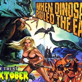 When Dinosaurs Ruled the Earth is listed (or ranked) 15 on the list The Best Caveman Movies