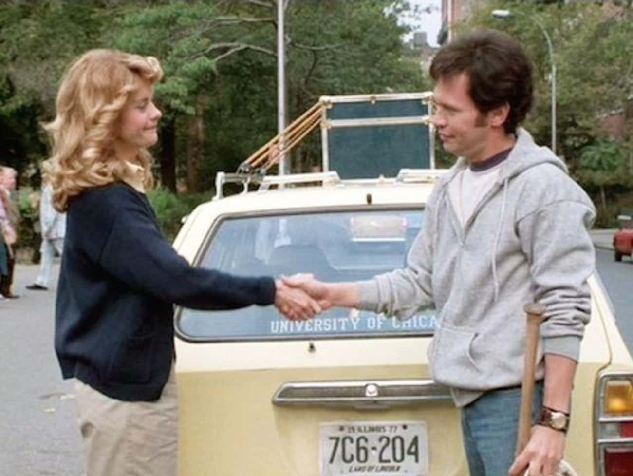 When Harry Met Sally... is listed (or ranked) 1 on the list The Best Meet-Cutes in Film History