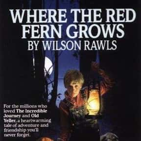Where the Red Fern Grows is listed (or ranked) 16 on the list The Best Books for Fourth Graders