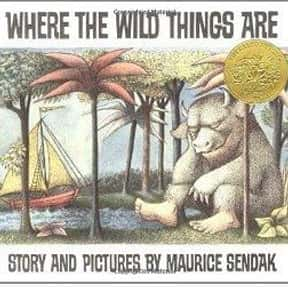 Where the Wild Things Are is listed (or ranked) 14 on the list Books That Changed Your Life