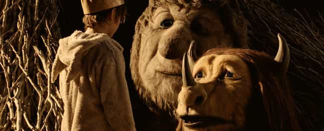 Where the Wild Things Are is listed (or ranked) 8 on the list Kids' Movies That Proved Surprisingly Controversial