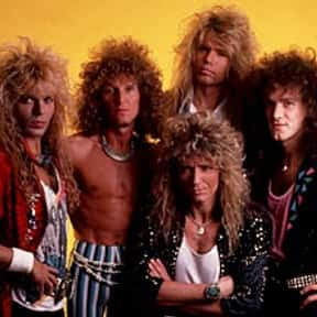 Whitesnake is listed (or ranked) 13 on the list The Best Hair Metal Bands Of All Time