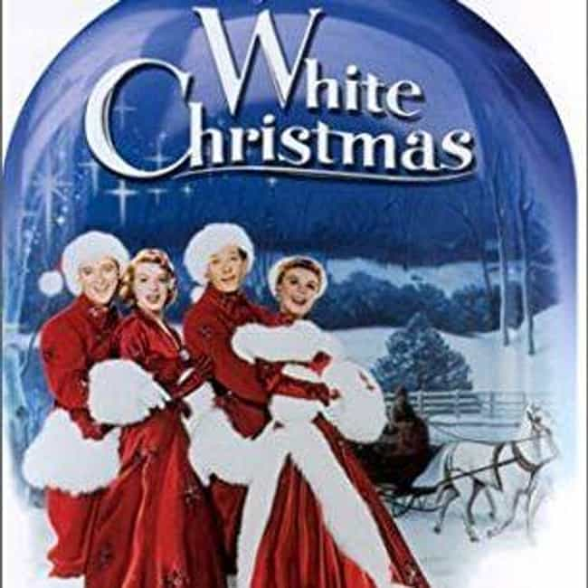 White Christmas is listed (or ranked) 1 on the list The Best '50s Christmas Movies
